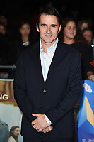 """Alastair MacKenzie<br /> arriving for the London Film Festival screening of """"Outlaw King"""" at the Cineworld Leicester Square, London<br /> <br /> ©Ash Knotek  D3446  17/10/2018"""