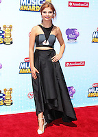 LOS ANGELES, CA, USA - APRIL 26: Stefanie Scott at the 2014 Radio Disney Music Awards held at Nokia Theatre L.A. Live on April 26, 2014 in Los Angeles, California, United States. (Photo by Xavier Collin/Celebrity Monitor)
