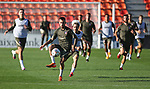 Atletico de Madrid's Ricard Sanchez during training session. October 9,2020.(ALTERPHOTOS/Atletico de Madrid/Pool)