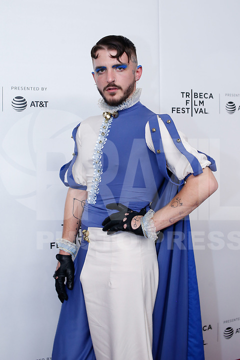 Guests during the red carpet of the Wig movie at the Tribeca Film Festival at Spring Studio in New York this Saturday, May 04. (Photo: Vanessa Carvalho / Brazil Photo Press)