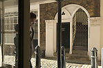 Middle Temple Lane. Inns of Court. London UK.