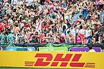 HSBC Hong Kong Rugby Sevens 2017 on 08 April 2017 in Hong Kong Stadium, Hong Kong, China. Photo by Chris Wong / Power Sport Images