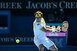 David FERRER (ESP) wins at Australian Open in Melbourne Australia on 21st January 2013
