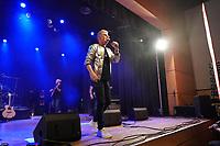 NDW-Star Markus tritt zur Kerberöffnung mit Orange Box und Schlagzeuger Herb Jösch (The Heavytones) auf - 18.10.2019: Kerberöffnung in Mörfelden