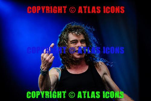 OVERKILL, LIVE, 2012, <br /> PHOTOCREDIT:  IGOR VIDYASHEV/ATLASICONS