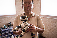 Hiroshi Funabashi is a former Sony employee who now repairs AIBOs in his home workshop. In 1999, Sony released a series of robotic pets called AIBO or Artificial Intelligence Robot. In 2006, they discontinued the AIBO line and then in 2014, discontinued all reparair services on the AIBO. A small community of AIBO owners still exists and a new repair service has emerged to help keep the AIBOs running.