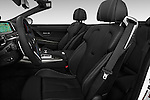 Front seat view of 2016 BMW M6 Convertible - 2 Door Convertible Front Seat  car photos