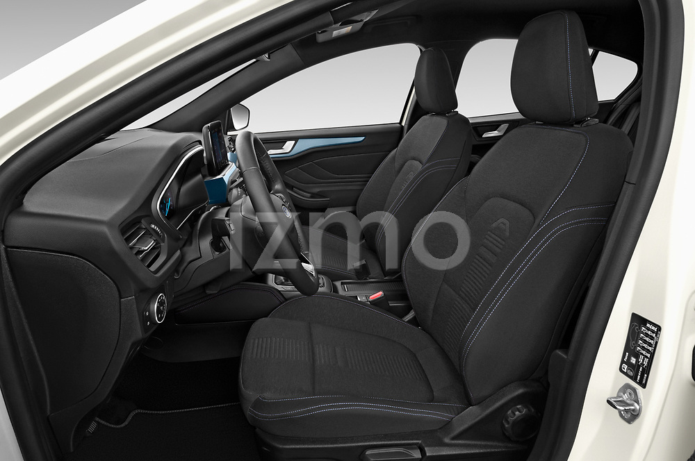 Front seat view of 2019 Ford Focus Active 5 Door Hatchback Front Seat  car photos