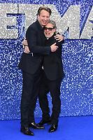 "Giles Martin and Dexter Fletcher<br /> arriving for the ""Rocketman"" premiere in Leicester Square, London<br /> <br /> ©Ash Knotek  D3502  20/05/2019"