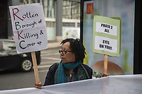 Grenfell Inquiry resumes 27-1-20