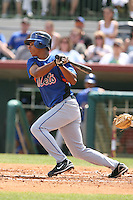 March 16th 2008:  Ruben Tejada of the New York Mets during a Spring Training game at Osceola County Stadium in Kissimmee, FL.  Photo by:  Mike Janes/Four Seam Images