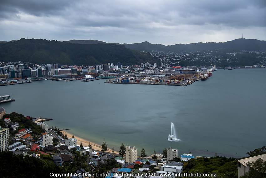 CentrePort in Wellington, New Zealand on Thursday, 25 June 2020. Photo: Dave Lintott / lintottphoto.co.nz