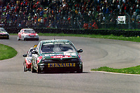 Round 1 of the 1998 British Touring Car Championship. #3 Jason Plato (GBR). Nescafe Blend 37. Renault Laguna.
