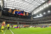 Photo before the match Mexico vs Venezuela, Corresponding to Group -C- America Cup Centenary 2016 at NRG Stadium.<br /> <br /> Foto previo al partido Mexico vs Venezuela,  Correspondiente al Grupo -C- de la Copa America Centenario 2016 en el Estadio NRG, en la foto: Vista General<br /> <br /> <br /> 13/06/2016/MEXSPORT/Jorge Martinez.