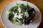 Spinach Salad, Greens Restaurant, San Francisco, California