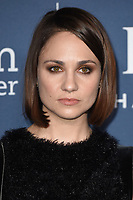 Tuppence Middleton<br /> arriving for the 2018 IWC Schaffhausen Gala Dinner in Honour of the BFI at the Electric Light Station, London<br /> <br /> ©Ash Knotek  D3437  09/10/2018