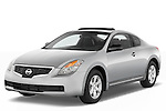 Front three quarter view of a 2008 Nissan Altma Coupe