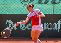 The Hague, Netherlands, 11 June, 2017, Tennis, Play-Offs Competition, Sandra Zaniewska Egeria Alta<br /> Photo: Henk Koster/tennisimages.com