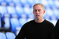 Steve Cooper Head Coach of Swansea City during the Sky Bet Championship match between Reading and Swansea City at the Madejski Stadium in Reading, England, UK. Wednesday 22 July 2020.