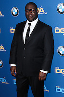 CENTURY CITY, CA - JANUARY 25: Steve McQueen at the 66th Annual Directors Guild Of America Awards held at the Hyatt Regency Century Plaza on January 25, 2014 in Century City, California. (Photo by Xavier Collin/Celebrity Monitor)