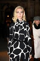 Sabine Getty<br /> Parigi 22/01/2020<br /> Settimana della moda di Parigi <br /> Moda Donna - Giorgio Armani Ospiti <br /> Photo Gwendolin Le Goff/Panoramic/Insidefoto <br /> Italy Only