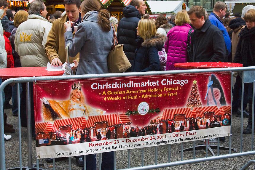 Images taken at Millenium Park and Christkindlmarket in Daley Plaza in December 2011