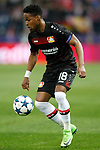 Bayer 04 Leverkusen's Wendell during Champions League 2016/2017 Round of 16 2nd leg match. March 15,2017. (ALTERPHOTOS/Acero)