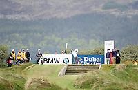 27 May 2015; Rory McIlroy tees off at the 3rd<br /> <br /> Dubai Duty Free Irish Open Golf Championship 2015, Pro-Am. Royal County Down Golf Club, Co. Down. Picture credit: John Dickson / DICKSONDIGITAL