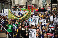 26.03.2014 - National Union of Teachers (NUT) Strike Action