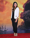 Ali Landry attends The DisneyToon Studios Premiere of the animated adventure The Pirate Fairy held at Walt Disney Studios Lot in Burbank, California on March 22,2014                                                                               © 2014 Hollywood Press Agency