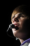 Teen sensation Justin Bieber performs in front of a sold-out crowd at the Toyota Center Saturday Nov. 06, 2010. (Dave Rossman/For the Chronicle)
