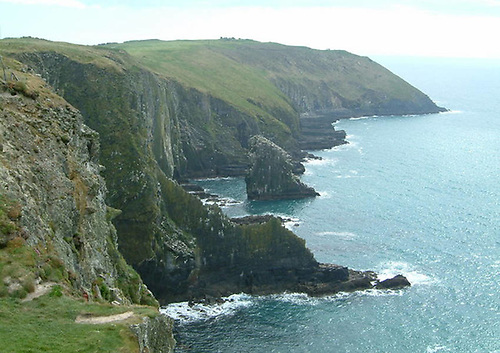 File image of the Old Head of Kinsale