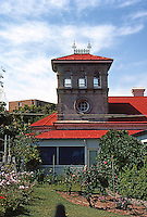 Fremantle: No. 61 Ellen St.--Italianate tower. Photo '82.