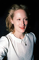 Meryl Streep 1982 Photo by Adam Scull-PHOTOlink.net
