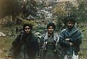 Turkey 1994.PKK fighters in Djoudi  Turquie 1994. Combattants du PKK a Djoudi