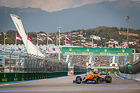 26th September 2020, Sochi, Russia; FIA Formula One Grand Prix of Russia, qualification;  4 Lando Norris GBR, McLaren F1 Team