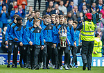 Rangers u17 Glasgow Cup winners