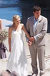 Wedding ceremony Pennington Bay kangaroo Island a stunning wedding on such a great day