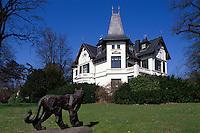 Villa an der Elbchaussee in Hamburg, Deutschland