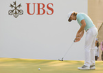 Tommy Fleetwood of England putts on the green during the 58th UBS Hong Kong Golf Open as part of the European Tour on 10 December 2016, at the Hong Kong Golf Club, Fanling, Hong Kong, China. Photo by Marcio Rodrigo Machado / Power Sport Images
