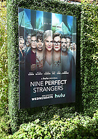 LOS ANGELES - SEPT 10: Hulu's 'Nine Perfect Strangers' wellness pop-up at the Westfield Century City Mall on September 10, 2021 in Los Angeles, California. (Photo by Frank Micelotta/Hulu/PictureGroup)