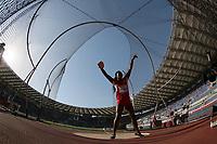 Daisy Osakue ITA Discus Throw women   <br /> Roma 31-05-2018 Stadio Olimpico<br /> IAAF Diamond League Golden Gala <br /> Meeting Atletica Leggera - Track and Fields <br /> Foto Cesare Purini / Insidefoto