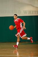 April 8, 2011 - Hampton, VA. USA; Nazareth Long participates in the 2011 Elite Youth Basketball League at the Boo Williams Sports Complex. Photo/Andrew Shurtleff