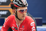 Tiesj Benoot (BEL) Lotto-Soudal at the end of the 99th edition of Milan-Turin 2018, running 200km from Magenta Milan to Superga Basilica Turin, Italy. 10th October 2018.<br /> Picture: Eoin Clarke | Cyclefile<br /> <br /> <br /> All photos usage must carry mandatory copyright credit (© Cyclefile | Eoin Clarke)