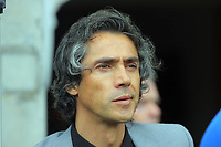 ATTENTION SPORTS PICTURE DESK<br /> Pictured: Paulo Sousa, manager for Swansea<br /> Re: Coca Cola Championship, Swansea City Football Club v Cardiff City FC at the Liberty Stadium, Swansea, south Wales. Saturday 07 November 2009