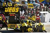 NASCAR Camping World Truck Series<br /> Alpha Energy Solutions 250<br /> Martinsville Speedway, Martinsville, VA USA<br /> Saturday 1 April 2017<br /> Cody Coughlin pit stop<br /> World Copyright: Nigel Kinrade/LAT Images<br /> ref: Digital Image 17MART1nk05212