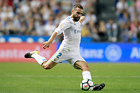 Real Madrid's Daniel Carvajal during La Liga match. August 20,2017.  *** Local Caption *** © pixathlon