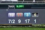 February 28, 2021:  Downthedustyroad Breeders Stakes  at Oaklawn Park in Hot Springs,  Arkansas.  Ted McClenning/Eclipse Sportswire/CSM