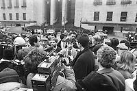 mani pulite 1992/1994. la Lega Nord finisce in un'inchiesta della magistratura per tangenti