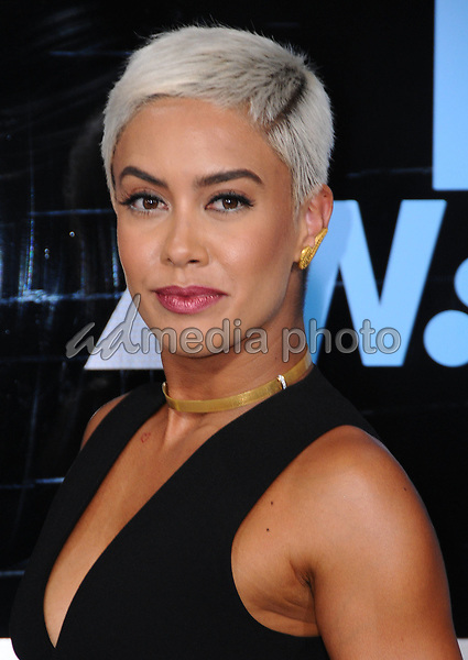 25 June 2017 - Los Angeles, California - Sibley Scobes. 2017 BET Awards held at the Microsoft Square in Los Angeles. Photo Credit: Birdie Thompson/AdMedia